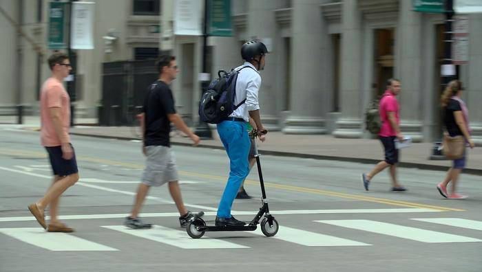 ion  SmartScooter, Un Scooter eléctrico es lo ultimo en moda tecnologica 1