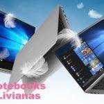 ¿Cuales son las Notebooks mas Livianas del Mundo?