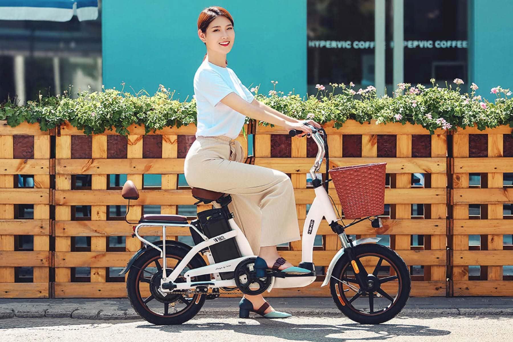 La nueva Bicicleta de XIAOMI